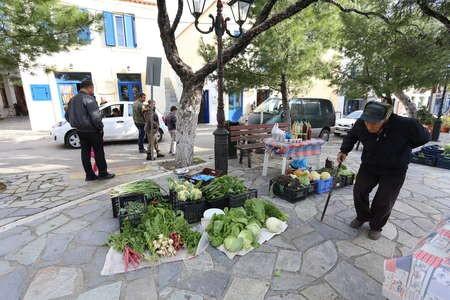 market day !