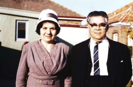 Katina & Peter Zantiotis 1963