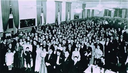 Kytherian Ball Committee, Sydney. - Kytherian Ball 1940