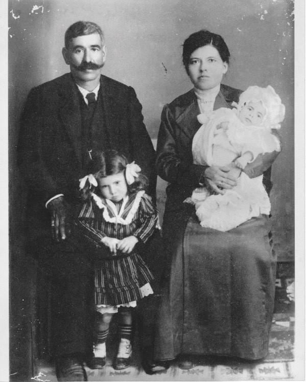 Family Megoloconomou