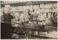 Menelaos Tzortzopoulos, Delux Milk Bar, Moree, NSW, Aust (1956)