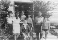Eyklia Samios's family