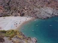 Halkos Beach