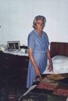 Helen Varoxis, (nee, Coombes) - Quilt-maker.