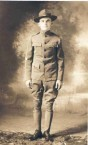 Private Theodore D. Gavrilys US Army 1917