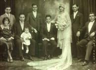 Protopsaltis wedding