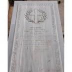 Manolesos Family Memorial - Logothetianika Cemetery (1 of 2)
