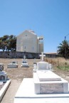 CHURCH AND CEMETERY OF PANAGIA DESPINA (near Karavas)