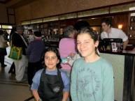 """Zak and Ramona Nedianu. A new generation of """"cafe kids"""""""