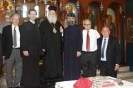 the bishops brisbane visit ..2012