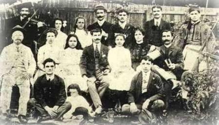 Greek Picnic Lismore 1916