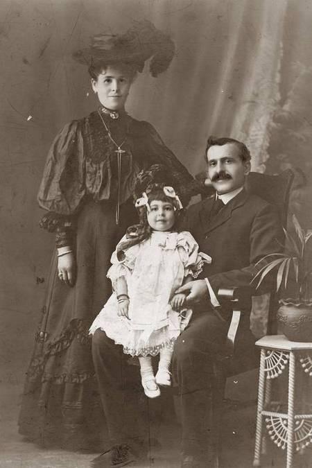 George Phacheas & Family