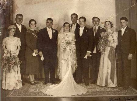 Bill Kalokairinos ' Wedding