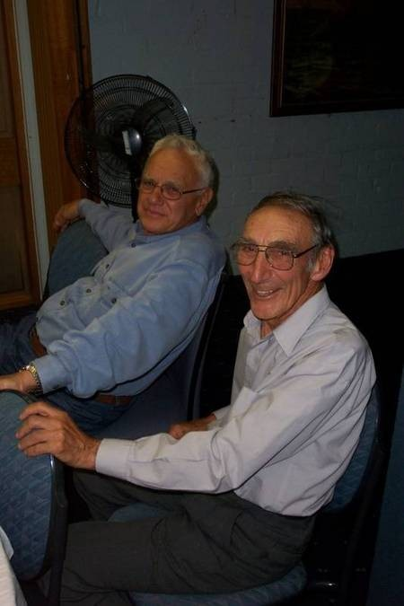 Steve Zantiotis and Jack Moulos,