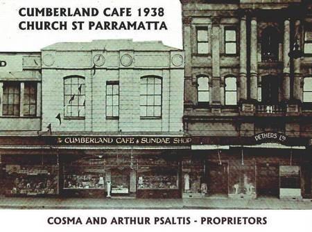 Cumberland Cafe Parramatta (EXTERIOR)
