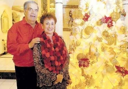 Frank and Athena Sarris