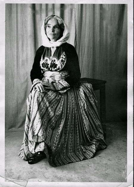 My grandmother, Yanoula Koulentianos Chlentzos