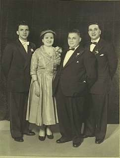 Zantiotis wedding 1956