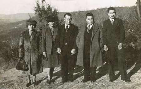 Zantiotis family & their Irish friends