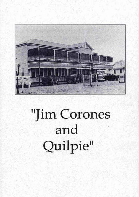 Jim Corones and Quilpie - Corones Jim & Quilpie