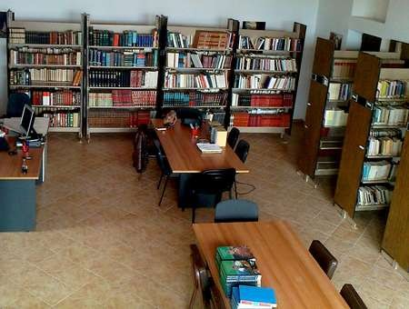Opening of the Municipal Library of Kythera - Ongoing changes to shelving