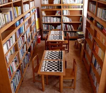 Kytherian Municipal Library. - 2013.09.24