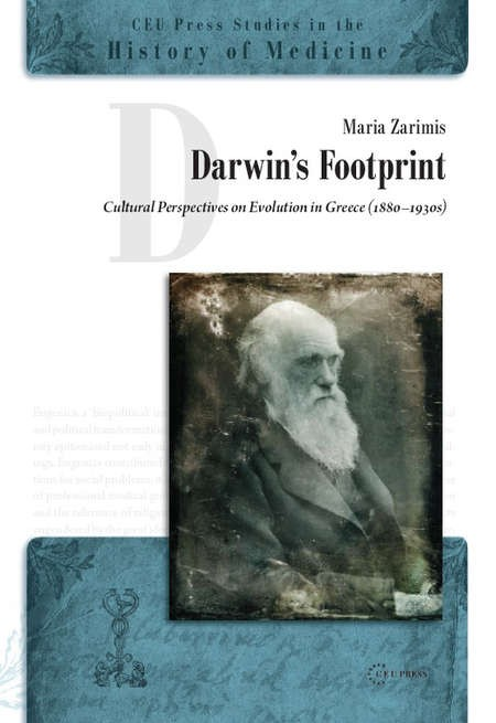 Darwins Footprint. Cultural Perspectives on Evolution in Greece (1880-1930's) - Zarimis Cover Darwins Footprint
