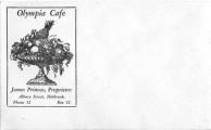 Logo Olympia Cafe
