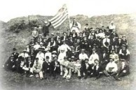 Greek Picnic - Brisbane, circa 1916.
