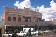 Acropolis Cafe, Gunnedah NSW Australia - facade - 2004
