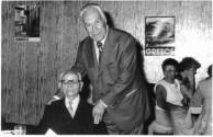 Mr. Lourantos and Mr. Bill Feros 1981