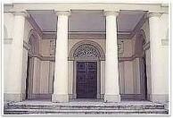 Ionian Parliament Building. Corfu.