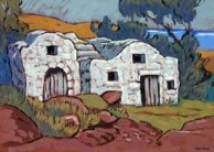 Ancient Huts - Kythera.