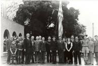 Greek Independence Day celebrations. Grafton. 1946.