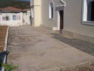 Southern wall of the Church of Ayios Haralambos, Karavas