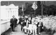 Procession in Mitata