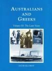 Australians & Greeks Volume 3