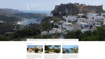 Filoxenes Katoikies manages a portfolio of traditional dwellings on the island of Kythera