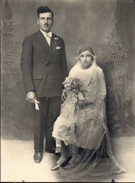 Manolis Tamvakis and Wife