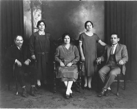 Nikolasou Family