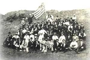 Greek Picnic - Brisbane, circa 1916.
