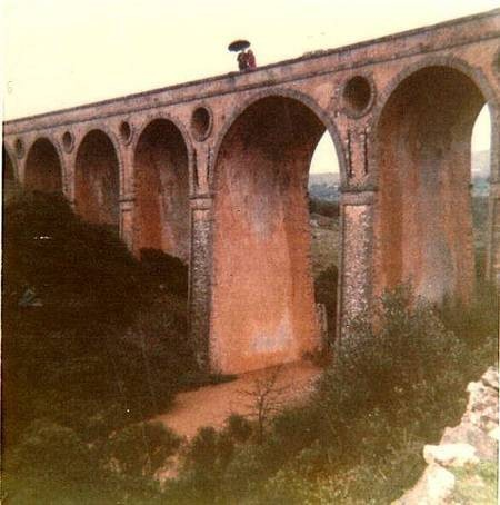 The bridge at Katouni in 1974