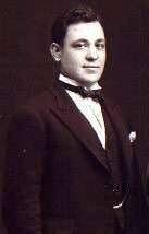 Dave Sophios, Lithgow, son of Panagiotis, Mitata(?), Kythera, and father of Peter, Mittagong, NSW