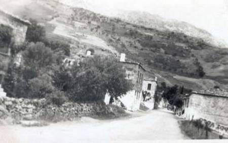 Village scene in Logothetianica