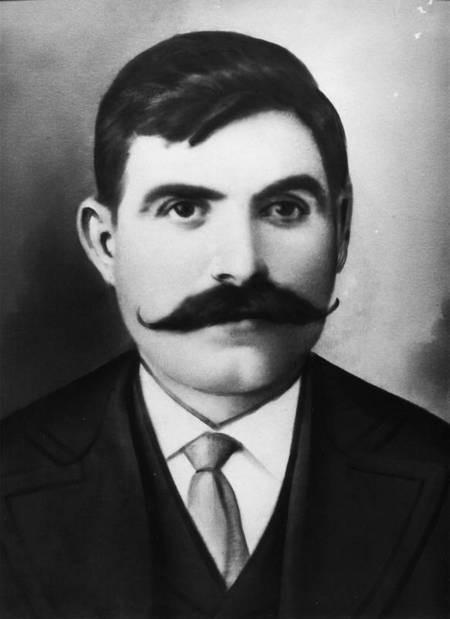 Yeoryi  Dimitrios Tzortzopoulos, (Hlihlis), Karavas, Kythera.  1872(?)-1918.