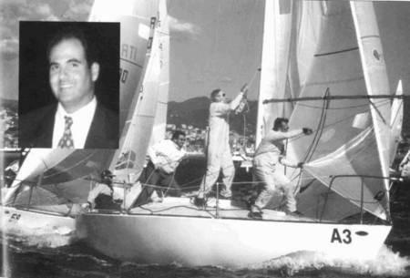 Stephen Girdis, Sailor. Roll of Distinction. Greek Australian Sports Hall of Fame.