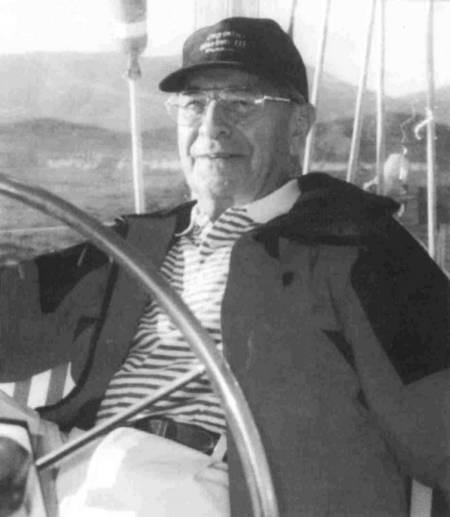 Nick Girdis, CBE. Sailor. Roll of Distinction. Greek Australian Sports Hall of Fame.