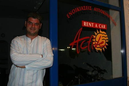 active rent a car and bike