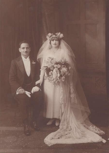 Sam Coroneo and Evangelia Coroneo (nee Margetis)