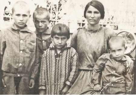 Moulou Family - Logothetianika 1932